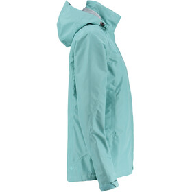Kaikkialla Vanna 2 Layer Jacket Women Light Blue